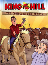 DVD: King of the Hill: Season 9, . Very Good Cond.: