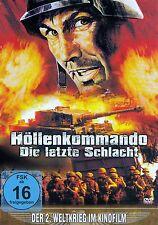 HÖLLENKOMMANDO - DIE LETZTE SCHLACHT / DER 2. WELTKRIEG IM KINOFILM / DVD