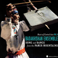 Various Artists, Badakhshan Ensemble: Song and Dance from the Pamir Mountains (M