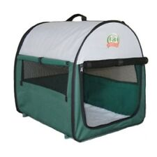 Go Pet Club Soft Crate for Pets, 24-Inch, Green AG24 Soft Crate NEW
