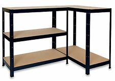 Boltless Shelving Heavy Duty Rack for Home Warehouse Shop Display Garage