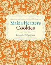 Maida Heatter's Cookies-ExLibrary