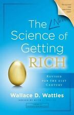The Science of Getting Rich Wallace D. Wattles, Ruth L Miller Books-Good Conditi