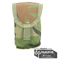 Molle Smoke Grenade Pouch (Woodland) [AH2]