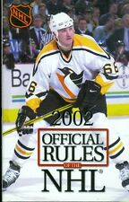 Official Rules of the NHL 2002 : National Hockey League (2001, Paperback)