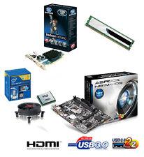 Kit évolution upgrade pc - Processeur + Carte mère 1150 + 4 GB + Carte Graphique