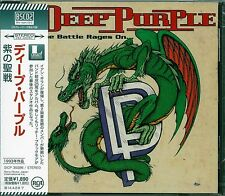 DEEP PURPLE THE BATTLE RAGES ON 2013 JAPAN RMST BLU-SPEC CD2 HIGH FIDELITY CD