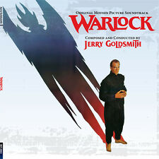 Warlock - 2 x LP Complete (Black Vinyl) - Limited 500 - Jerry Goldsmith