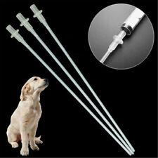 Acier Inoxydable canine chien chèvre insémination artificielle Breed cathéter Rod M1 QL