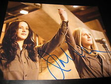 JULIANNE MOORE SIGNED AUTOGRAPH 8x10 PHOTO MOCKINGJAY PROMO HUNGER GAMES X2