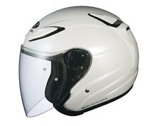 NEW OGK KABUTO AVAND2 Pearl WHITE L Large  Open Face Helmet Japanese Model