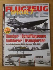 Flugzeug Classic Special no. 7 with over 260 Colour drawings and Photos