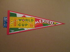 FIFA Women's World Cup Vintage USA 99 Mexico Pennant