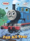 Fun All Year (Thomas & Friends) by Random House, Golden Books (Paperback /...