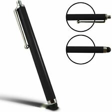 Black Capacitive Resistive Touchscreen Stylus Pen for Apple iPad 1/2/3 / Sony