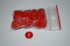 Pack of 50+  Acrylic 12mm Round Buttons