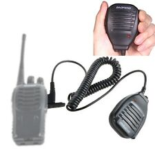 Original BAOFENG Speaker Mic for GT-3 Quansheng Radio TG-UV2 TG-K4AT TG-45AT A62