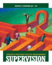 Supervision: Concepts and Practices of Management (TP)