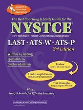 NYSTCE LAST, AST-W, ATS-P (REA) - The Best Test Prep for the NYSTCE: L-ExLibrary