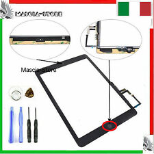 TOUCH SCREEN Vetro IPAD AIR A1474 A1475 A1476 Schermo TASTO HOME Display WIFI+3G
