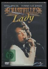 DVD NASHVILLE LADY - COUNTRY-FILM mit SISSY SPACEK & TOMMY LEE JONES *** NEU ***