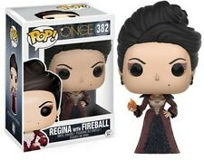 FUNKO POP! TV: Once Upon A Time-Regina with Fireball Funko Po Toy