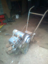 cultivator with engine