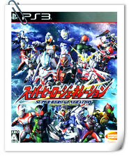 PS3 SONY PlayStation SUPER HERO GENERATION Bandai Namco Games Strategy