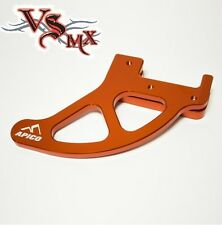 Apico Rear Brake Disc Guard KTM EXC125 EXC250 EXCF250 EXCF350/450 04-16 ORANGE