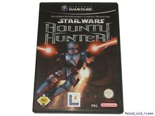 ## Star Wars: Bounty Hunter (Deutsch) Nintendo GameCube / GC Spiel - TOP ##