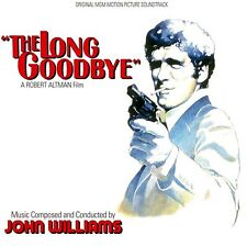 The Long Goodbye - Complete Score - Limited Edition - John Williams