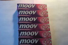 Pack of 6 x 50G Moov Cream With The Power Of Nilgiri Oil Pain Relief  new stock