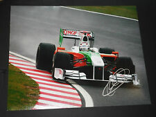 ADRIAN SUTIL SIGNED 8X10 PHOTO UNFRAMED + PHOTO PROOF & C.O.A