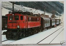Elektrische Lokomotive 1938 Vordernberg  Ferrocarriles Federales Austria. (A111)