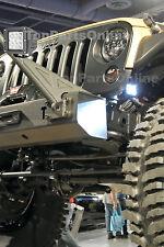 18W CREE LED Spot off road D2 ATV/UTV Ranger Rubicon RZR 800/900/1000xp (2-Pack)