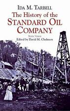 The History of the Standard Oil Company by Ida M. Tarbell (2003, Paperback,...