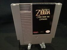 The Legend of Zelda Curse from the Outskirts Nintendo NES English Game