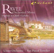 Ravel - Orchestral Works, Vol.4: Daphnis et Chloé (complete ballet)