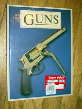 GUNS , NEW - from Matchlocks to semi-automatic weapons