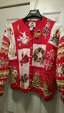UGLY CHRISTMAS SWEATER (Women's L)