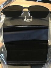 Dunhill D5001-B Grey Titanium With Tags And Papers