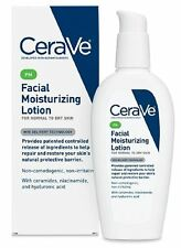 CeraVe Facial Moisturizing Lotion PM 3 oz (Pack of 2)