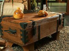 truhen kisten ebay. Black Bedroom Furniture Sets. Home Design Ideas