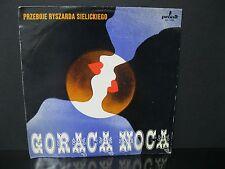 POLISH VINYL RECORD LP PRZEBOJE RYSZARDA SIELICKIEGO GORACA NOCA MADE IN POLAND