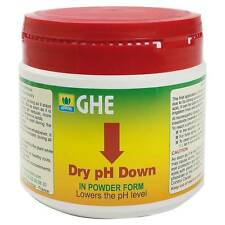 GHE pH down sec 25g pH Wert regulieren Wuchs Blüte Pulver