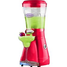 Nostalgia 64 Oz. Frozen Drink Margarita Maker, Slushee Blender Mixer & Dispenser