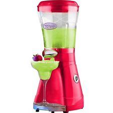 Nostalgia 64 Oz. Frozen Drink Margarita Maker, Slushee Blender Mixer & Dispenser