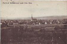 Sweden Mora Morastrand sedt fran Kox 1909 postcard