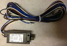 SMC Vacuum Pressure Switch ZSE1-01-17CL, SHIPSAMEDAY #1621A71