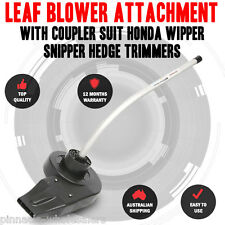 NEW Leaf Blower Attachment With Coupler Suit Honda Wipper Snipper Hedge Trimmers